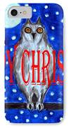 Happy Christmas 94 IPhone Case by Patrick J Murphy