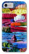 Harmony Of Color And Light IPhone Case