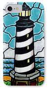 Hatteras Island Lighthouse IPhone Case