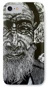 Hayes Street Wizard IPhone Case