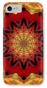 Healing Mandala 28 IPhone Case by Bell And Todd