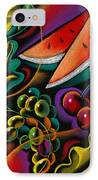 Healthy Fruit IPhone Case