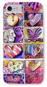 Heart 2 Heart IPhone Case