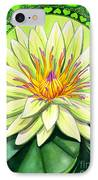 Heart Chakra IPhone Case