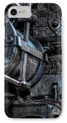 Heavy Piston IPhone Case by Scott Wyatt