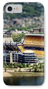 Heinz Field Pittsburgh Steelers IPhone Case
