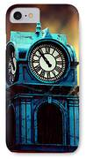 Hells Timeclock IPhone Case