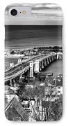 Highlands Bridge IPhone Case by John Rizzuto