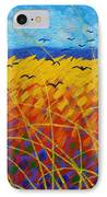 Homage To Vincent IPhone Case by John  Nolan