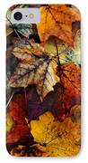 I Love Fall 2 IPhone Case by Joanne Coyle