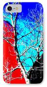 Ice Tree IPhone Case by Eikoni Images