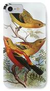 IIwi IPhone Case by Hawaiian Legacy Archive - Printscapes