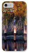 Illusion IPhone Case by Clayton Bruster