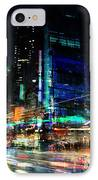 In Motion IPhone Case by Philip Straub