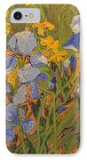 In Praise Of Vincent IPhone Case
