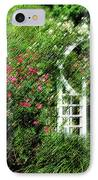 In The Garden IPhone Case by Carolyn Marshall