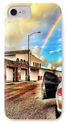 #iphone # Rainbow IPhone Case by Estefania Leon