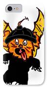Izzy As Thief IPhone Case by Jera Sky