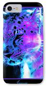 Jaguar  IPhone Case by Nick Gustafson