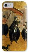 Japan: St. Francis Xavier IPhone Case by Granger