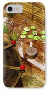 Japanese Garden IPhone Case