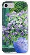 Japanese Pot At Monets Home IPhone Case