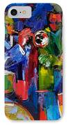 Jazz Beat IPhone Case