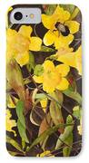 Jessamine Jungle IPhone Case
