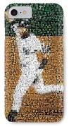 Jeter Walk-off Mosaic IPhone Case