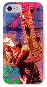 Jimmy Page Stairway To Heaven IPhone Case by David Lloyd Glover