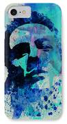 Joe Strummer IPhone Case by Naxart Studio