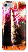 Joe's Fireworks Party 1 IPhone Case