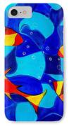 Joy Fish Abstract IPhone Case