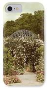 June Bloom IPhone Case