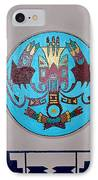 Kachina Dance IPhone Case