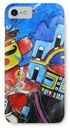 Kachina Knights IPhone Case