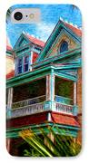 Key West Southern Most Hotel IPhone Case by Bill Cannon