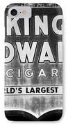 King Edward Cigars IPhone Case