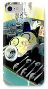 Kitchen Composition IPhone Case by Eikoni Images