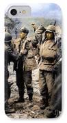 Korean War: Prisoners IPhone Case by Granger