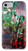 La Hacienda In Old Tuscon Az IPhone Case by Susanne Van Hulst