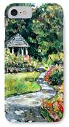 La Paloma Gardens IPhone Case