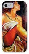 Lady Justice Mini IPhone Case