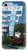 Lafon Motel IPhone Case