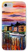 Lake Como - Bellagio  IPhone Case