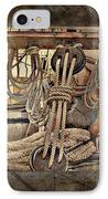 Lashings IPhone Case by Holly Kempe