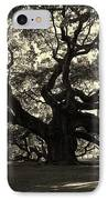 Last Angel Oak 72 IPhone Case