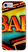 Laurettes Bar IPhone Case