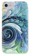 Leaving It All Behind IPhone Case by Amanda Moore