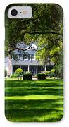 Legare Waring House Charleston Sc IPhone Case